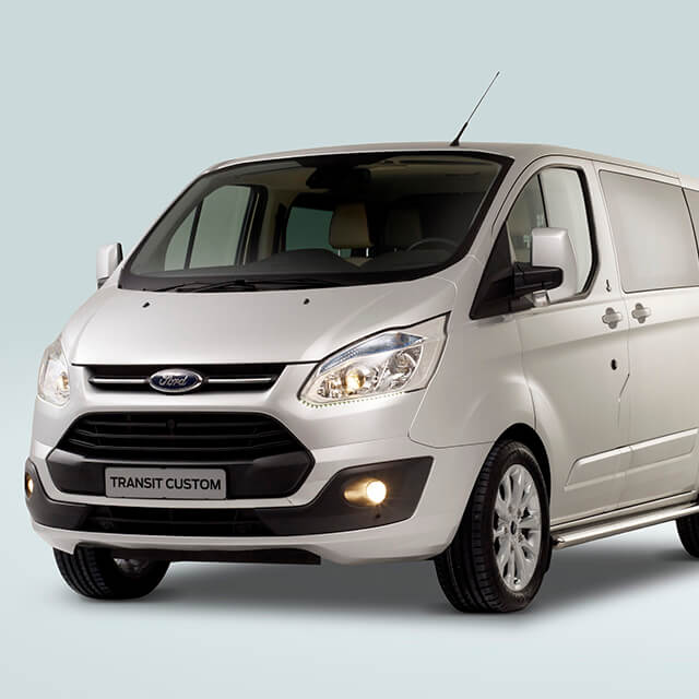 Ford Transit Bedrijfswagen
